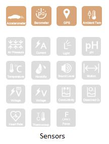 iDL152 - list sensors